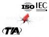 Kategoria 6A wg ISO i TIA - Różnice w normach