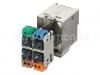 Złącze kabla kategorii 7A FTP Connect100