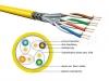 Kabel instalacyjny kategorii 8 wg. ISO