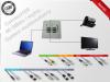 Okablowanie multimedialne – modul TERA