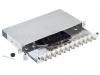 Przełącznica FO 19 1U 6xSC Duplex GigaLine z szufladą