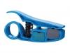 Stripper IDEAL 45-605 do zdejmowania izolacji z kabli UTP/FTP i RG6/58/59