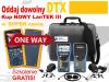 Zmień stary DTX na nowy LanTEK III