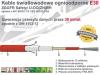 Kable światłowodowe ognioodporne z E30