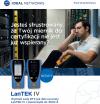 Wymień stary DTX na nowy LanTEK IV