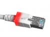 Patchcord LED kategorii 6 S/FTP RJ45-RJ45 LSOH MegaLine