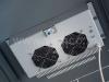 Panel wentylacyjny dachowy 2-wentylatorowy z termostatem