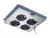 Panel wentylacyjny dachowy 4-wentylatorowy z termostatem