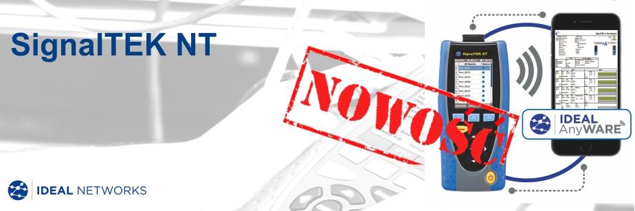 Nowy SignalTEK NT - już w sprzedaży